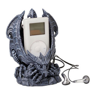 Celadon, the Sculptural Mp3 Player Sentry