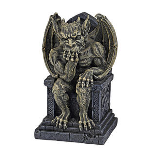 Hemlock's Gargoyle Throne Statue: Small