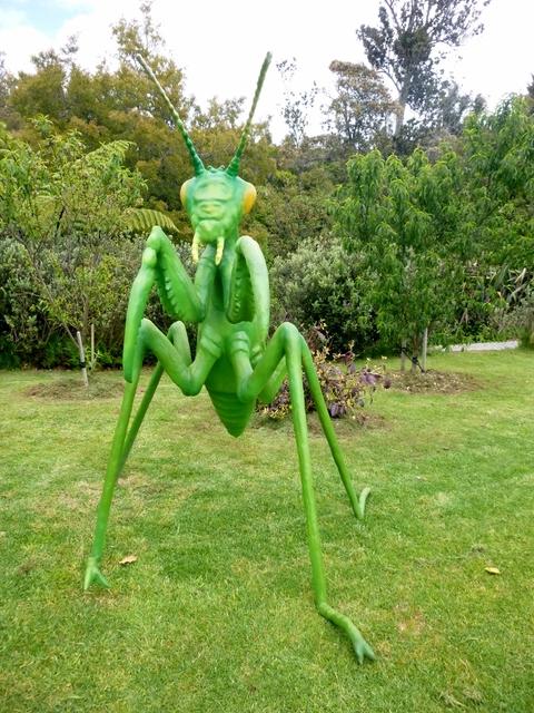Praying Mantis Design Toscano