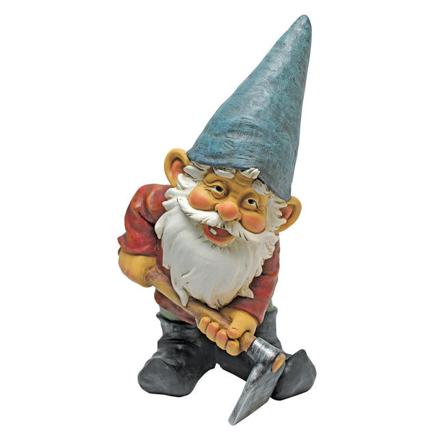 Bulldoze, the Garden Gnome